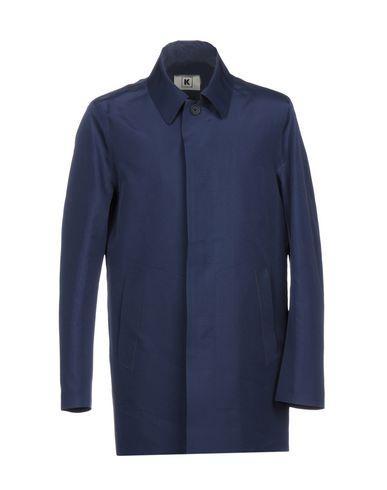Kired Overcoats In Blue
