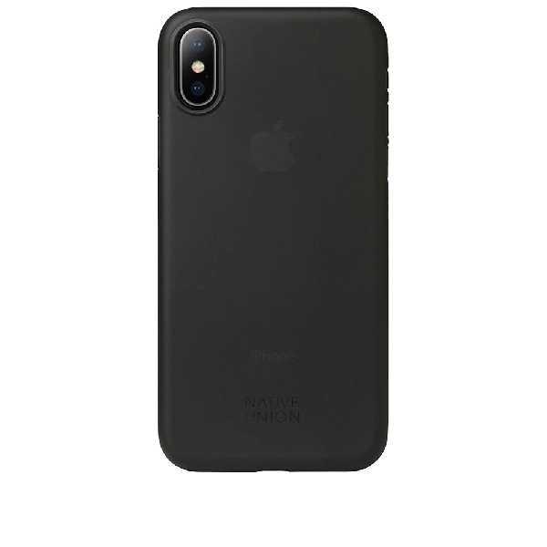 Native Union Air Edition Clic Iphone X Case In Grey