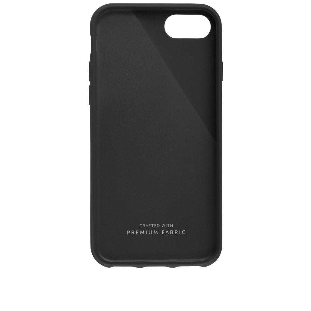 Native Union Clic Canvas Iphone 7/8 Case In Black