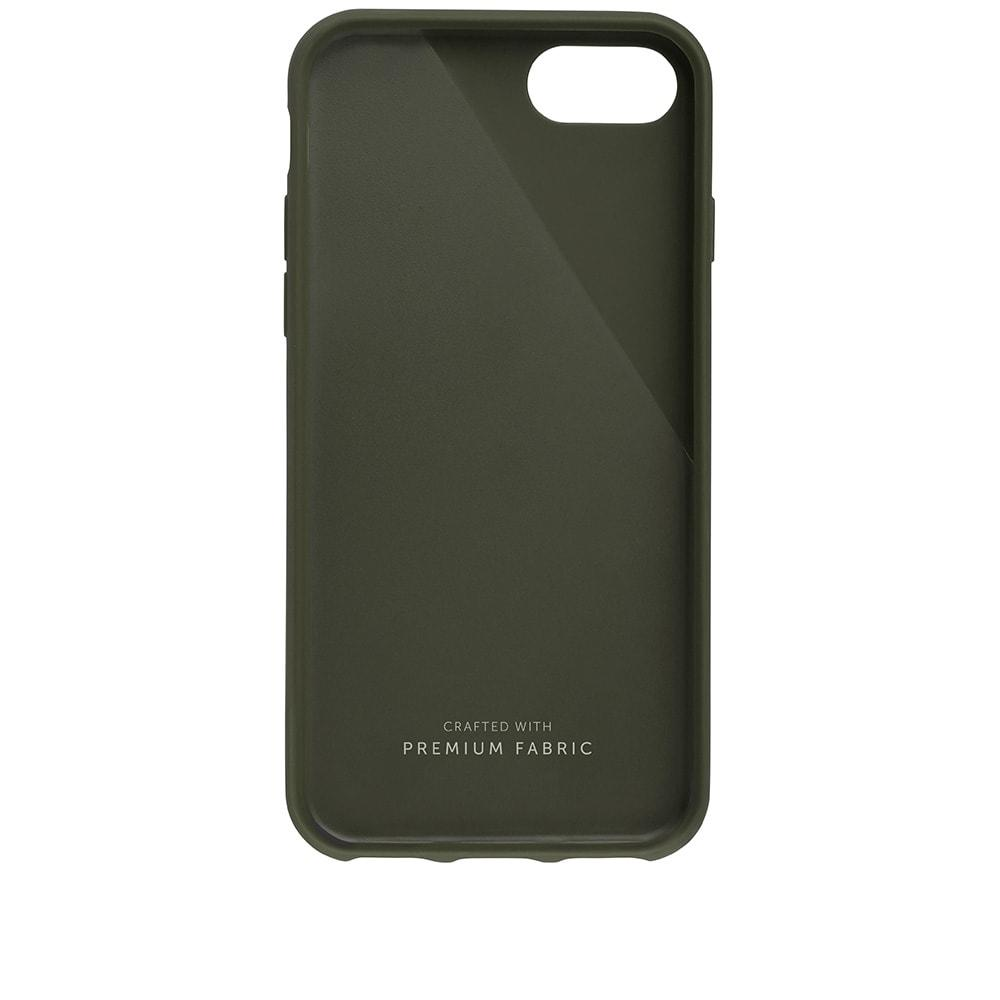 Native Union Clic Canvas Iphone 7/8 Case In Green