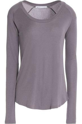 Yummie By Heather Thomson Woman Jersey Top Gray