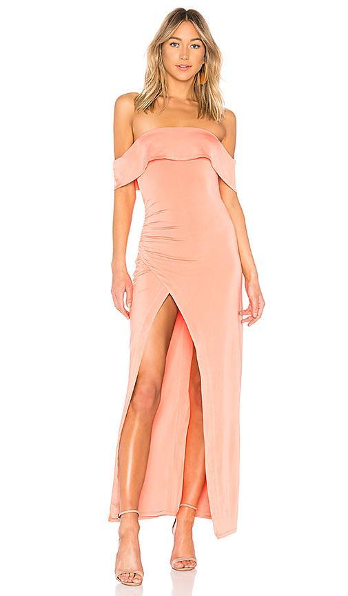 Nbd Stella Rosa Gown In Sherbert