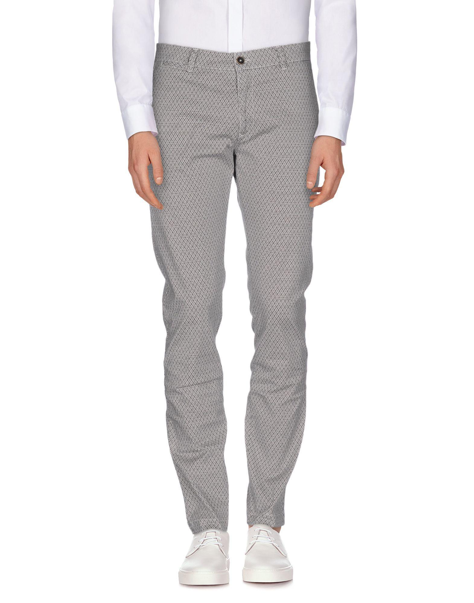 Jeordie's 5-pocket In Grey