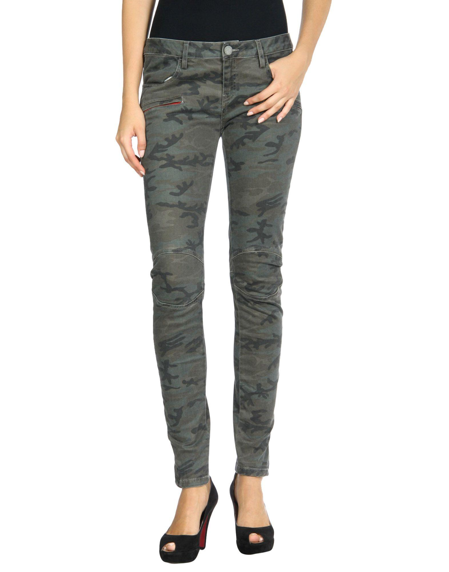 Etienne Marcel Casual Pants In Lead