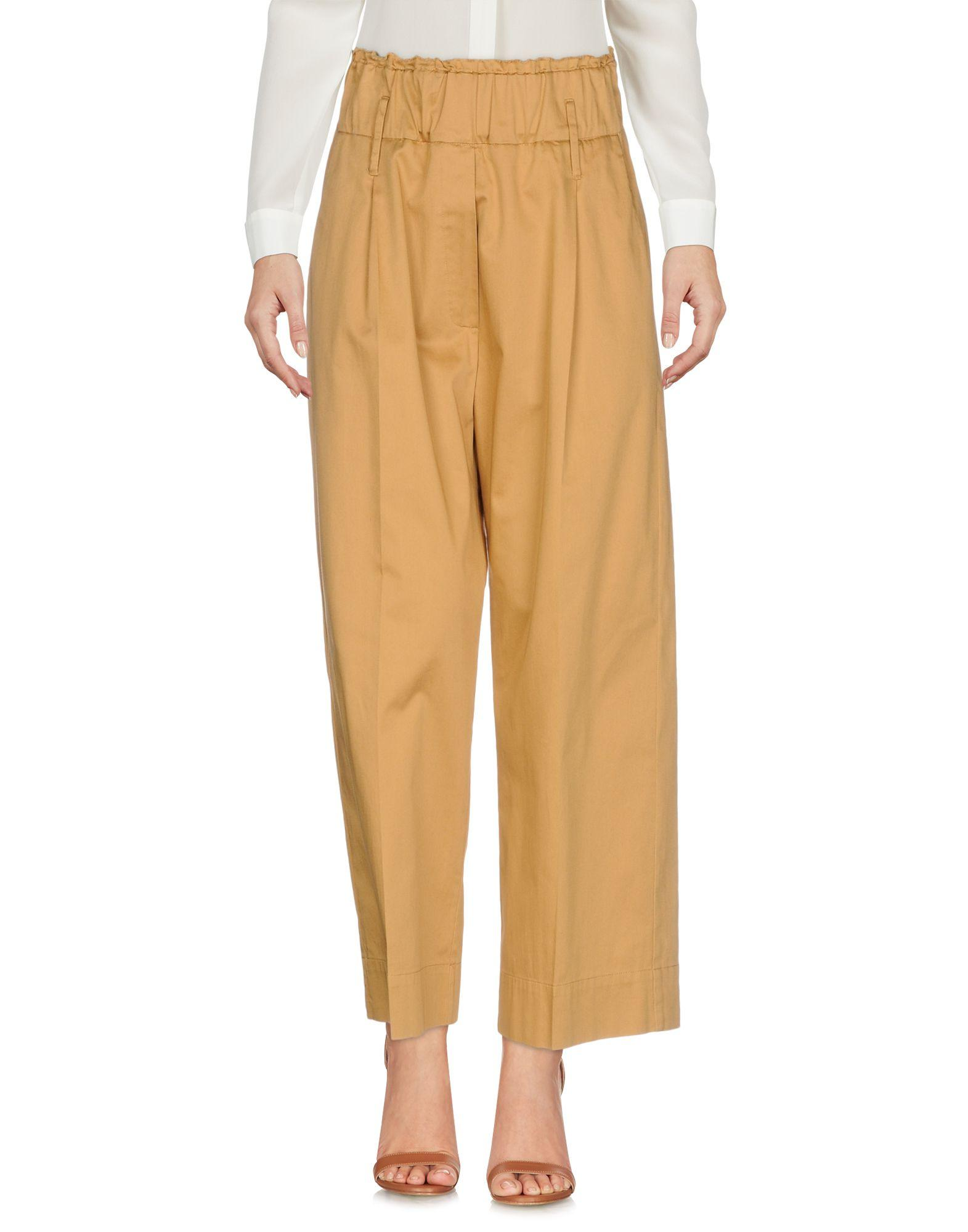 Jucca Casual Pants In Sand