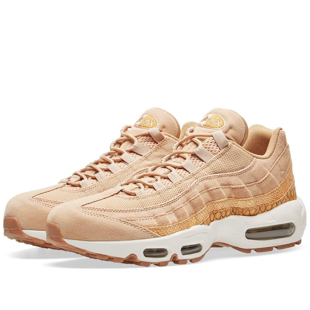 Nike Air Max 95 Premium Se Sneaker In Brown