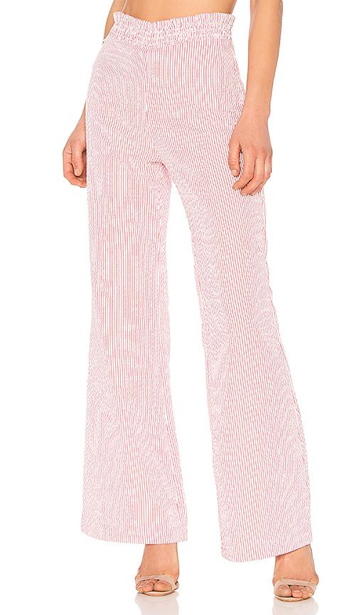 Privacy Please Honey Pant In Red