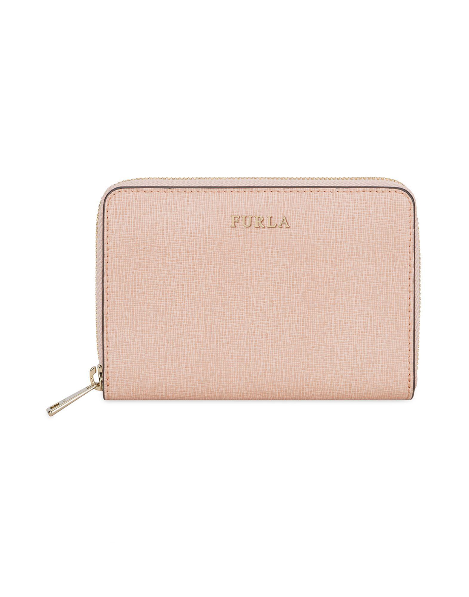 Furla Wallet In Pale Pink