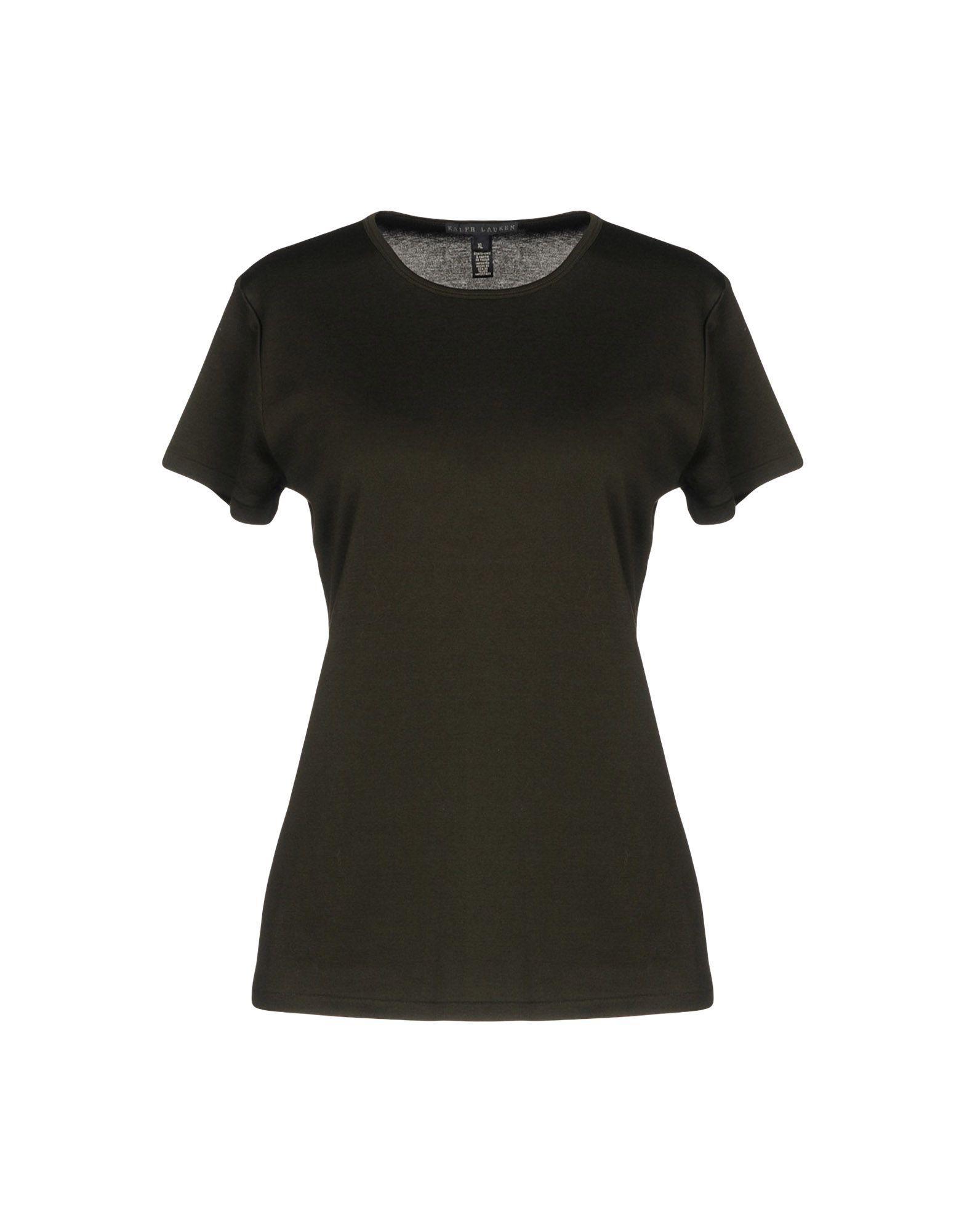 Ralph Lauren T-shirt In Military Green