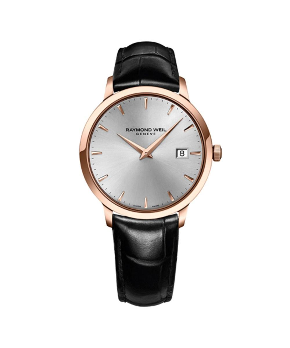 Raymond Weil Toccata Men's 5488-pc5-65001 In Silver