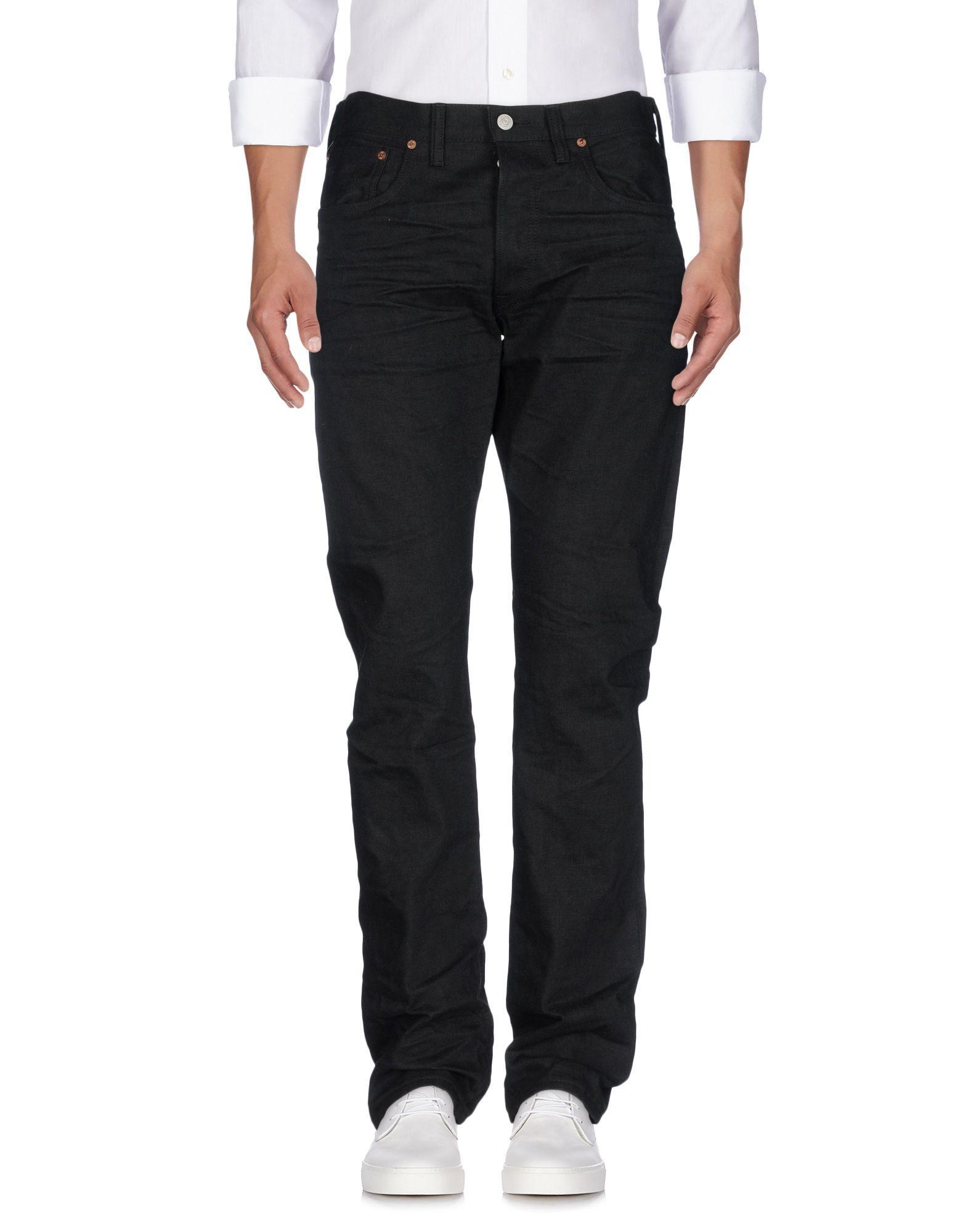 Ralph Lauren Jeans In Black
