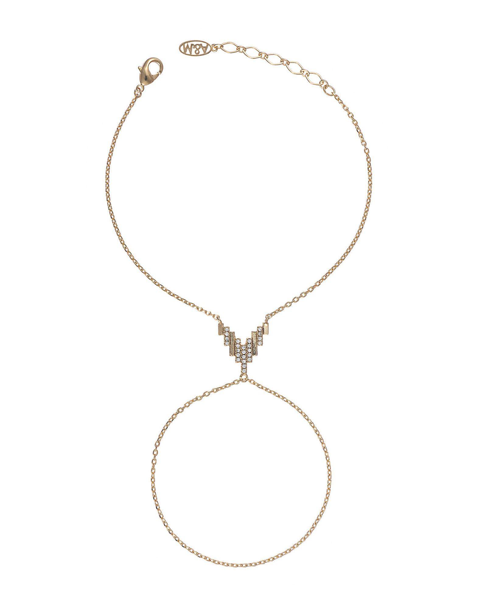 Astrid & Miyu Bracelet In Gold