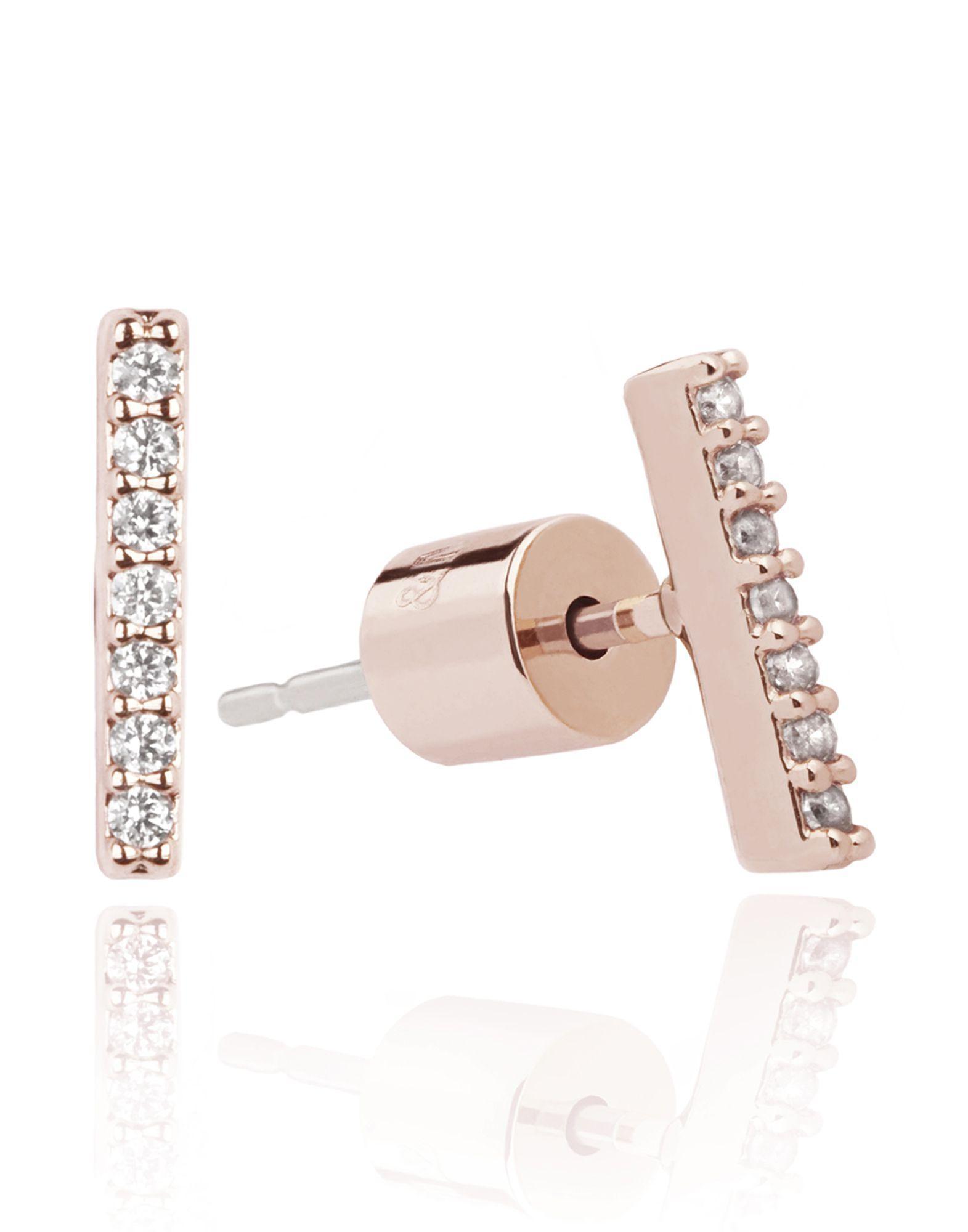 Astrid & Miyu Earrings In Copper