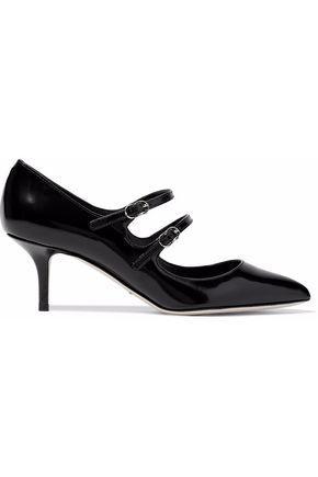 Dolce & Gabbana Woman Patent-leather Pumps Black