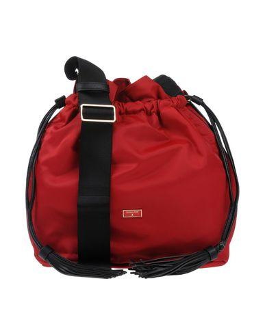 Patrizia Pepe Cross-body Bags In Red