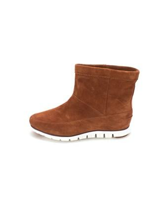 Cole Haan Womens Ryleesam Closed Toe Ankle Fashion Boots In Brown