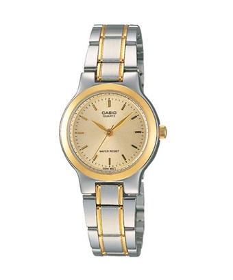 Casio Classic Women's Ltp-1131g-9a In Gold Tone