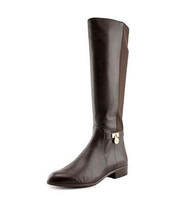 Michael Kors Michael  Women's Hamilton 50/50 Boot In Brown