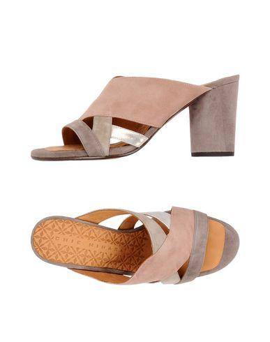 Chie Mihara Sandals In Dove Grey