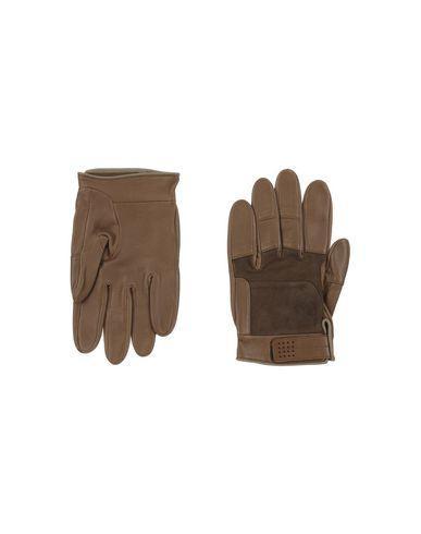 Lanvin Gloves In Khaki