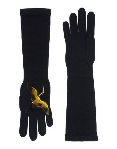 Dsquared2 Gloves In Black