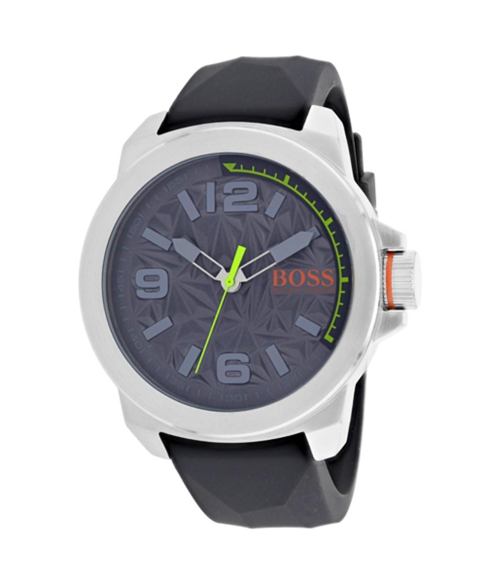 Hugo Boss Men's Classic (1513354) Watch In Grey