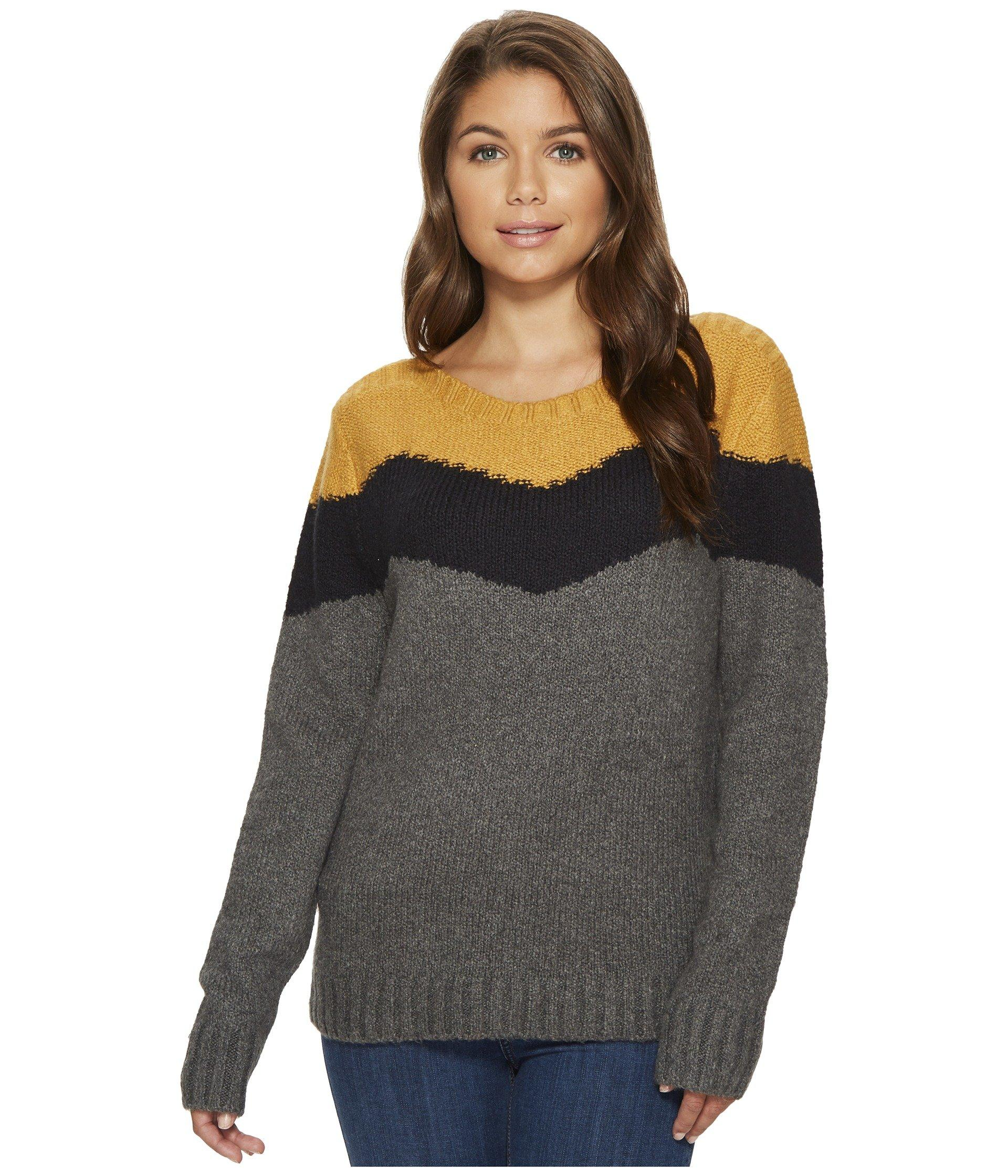Roxy Love Endures Sweater In Charcoal Heather