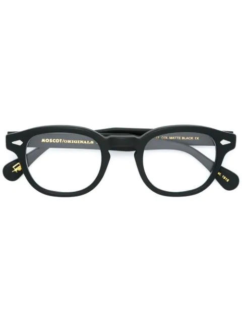Moscot Lemtosh Glasses In Black