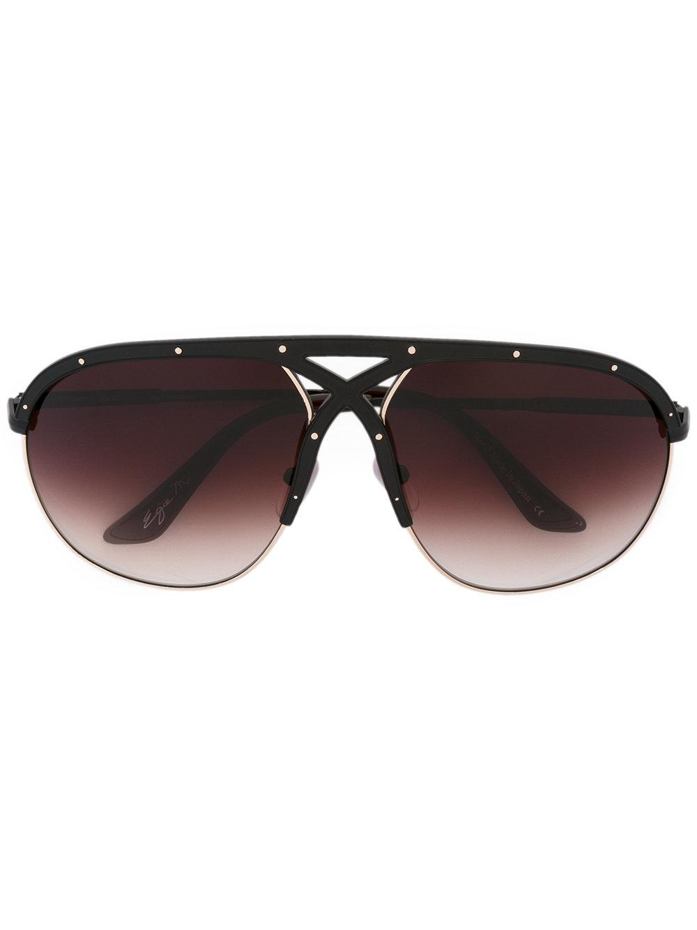 Frency & Mercury 'voracious' Sonnenbrille In Black
