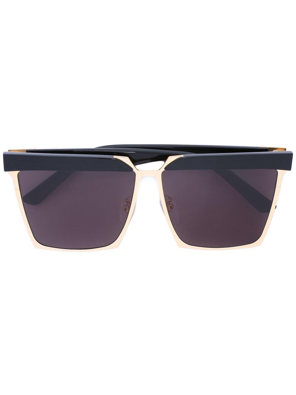 Irresistor 'rave' Sunglasses In Black
