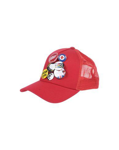Dsquared2 Hats In Red