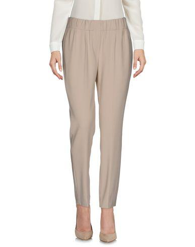 Brunello Cucinelli Casual Pants In Sand