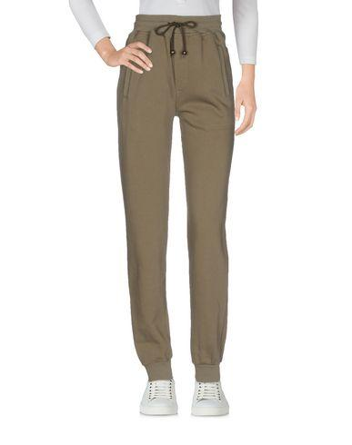 Mr & Mrs Italy Casual Pants In Military Green