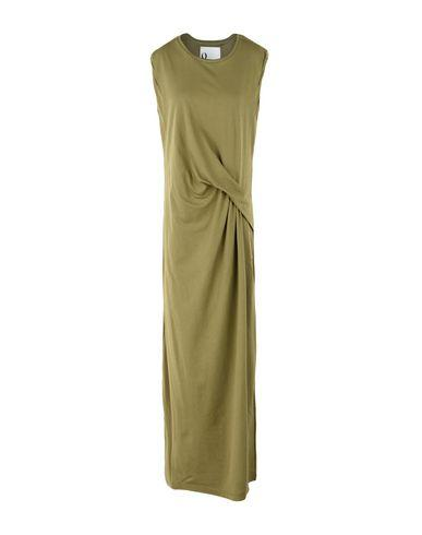 8pm Long Dresses In Military Green