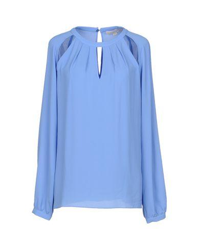 Michael Michael Kors Blouses In Pastel Blue