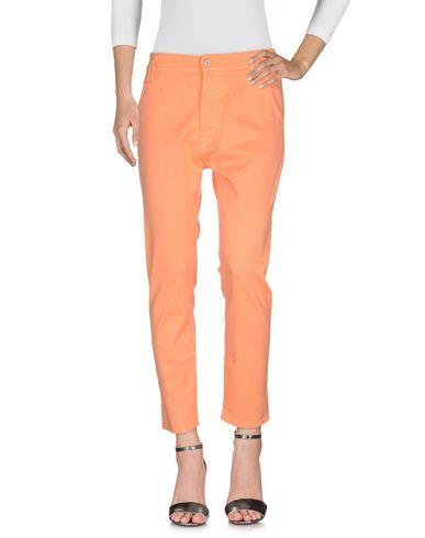 Cycle Denim Pants In Apricot