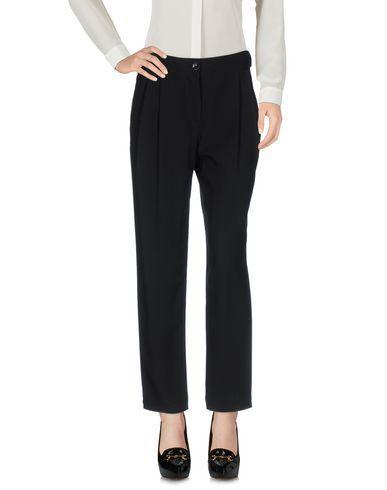 Patrizia Pepe Casual Pants In Black