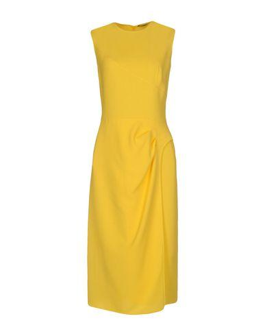 Ermanno Scervino Knee-length Dress In Yellow