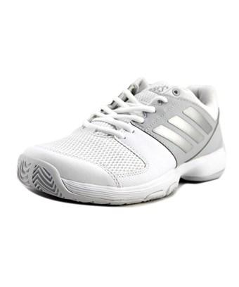 Adidas Originals Adidas Barricade Court Women Us 8.5 White Sneakers
