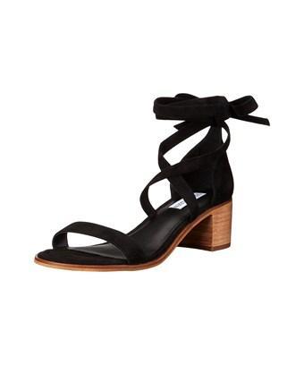 Steve Madden Women's Rizzaa Heeled Sandal In Black
