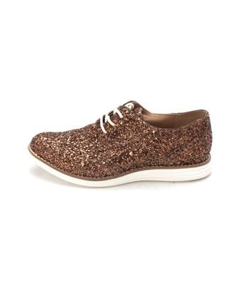Cole Haan Womens Nadeensam Low Top Lace Up Fashion Sneakers In Brown