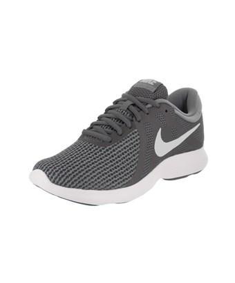 Nike Women's Revolution 4 Running Shoe In Dark Grey/pure Platinum