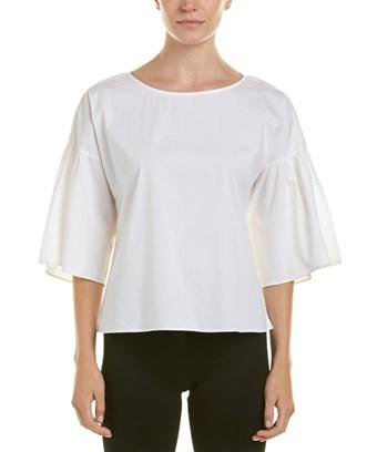 Vince Camuto Top In White