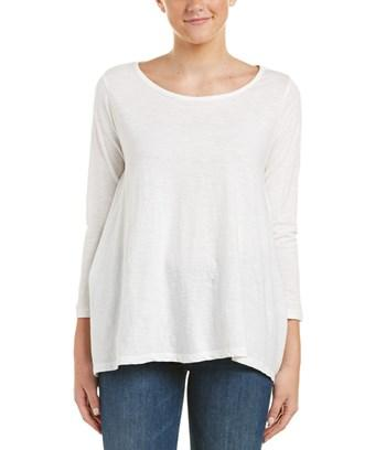 Soft Joie Abeni A-line Top In White