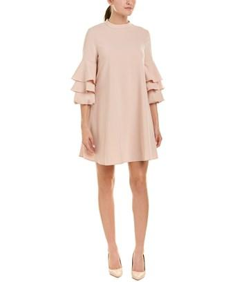 Laundry By Shelli Segal Shift Dress In Pink