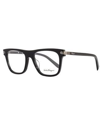 Salvatore Ferragamo Square Eyeglasses Sf2759 001 Size: 53mm Black 2759