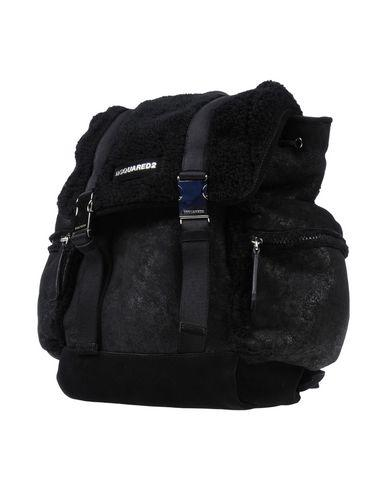 Dsquared2 Backpack & Fanny Pack In Black