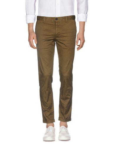 Dsquared2 Denim Pants In Military Green