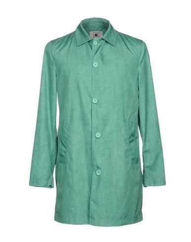 Kired Full-length Jacket In Green