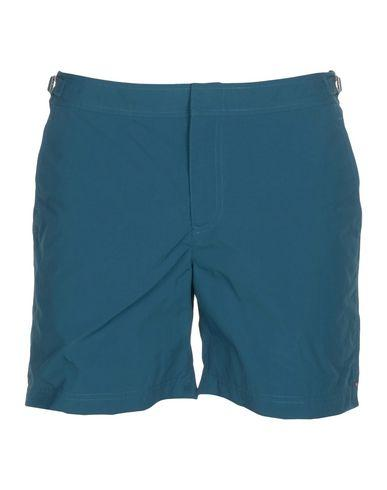 Orlebar Brown Swim Trunks In Deep Jade